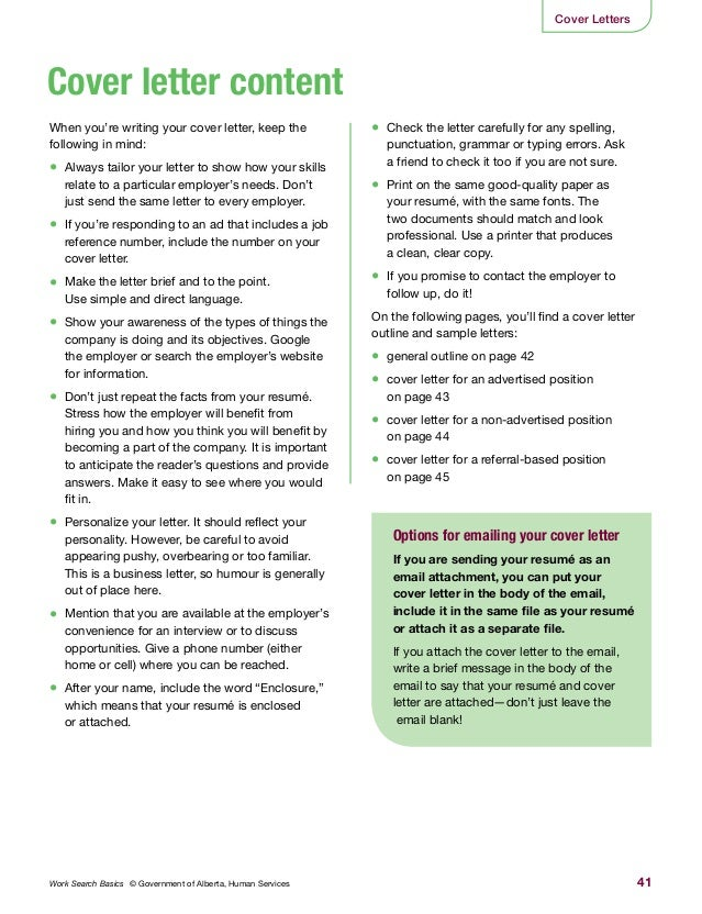 Consulting Cover Letter - Case Interview