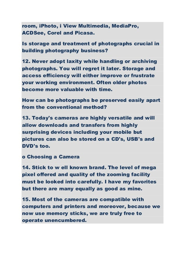 Works for any photography