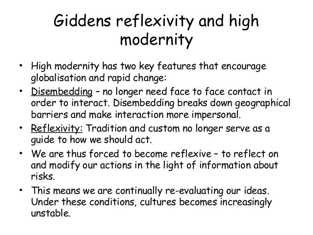 modernism post modernity On modernite definition