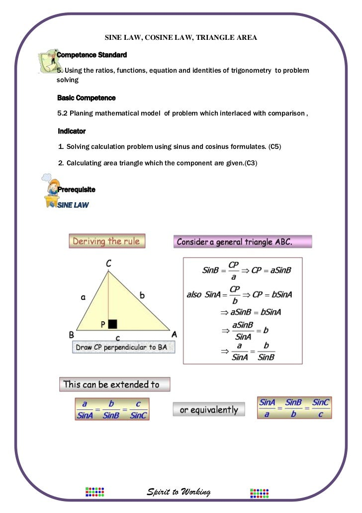 law of cosines law of sines worksheet 2 kidz activities. Black Bedroom Furniture Sets. Home Design Ideas