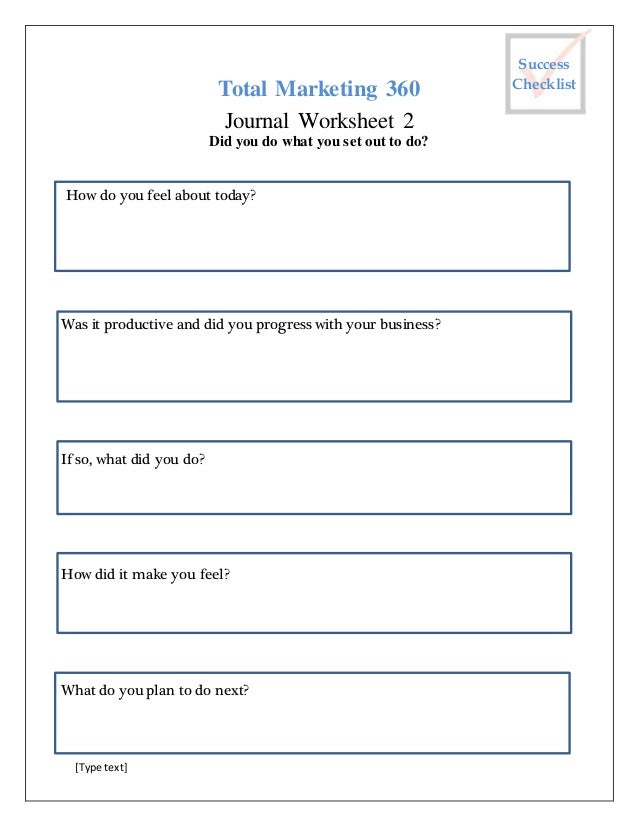 business plan journal template shortcut to size