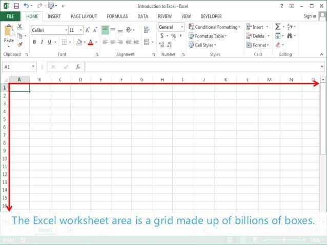 ms excel sample worksheets