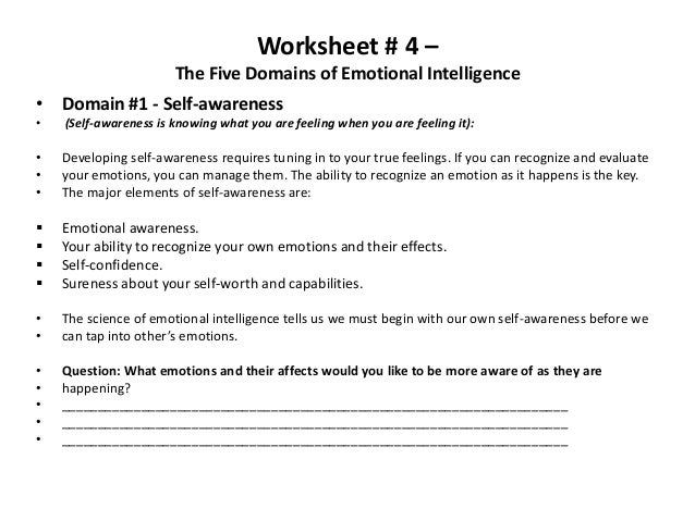 Worksheets Self Awareness Worksheets self awareness worksheet sharebrowse collection of sharebrowse