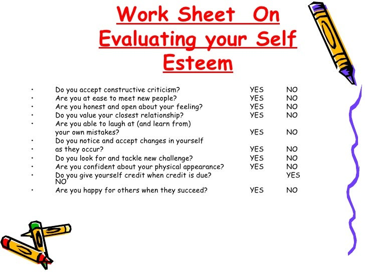 Workbooks Confidence And Self Esteem Worksheets Printable – Building Self Esteem Worksheets