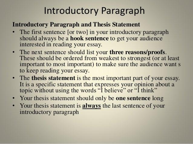 essay topics for intermediate level