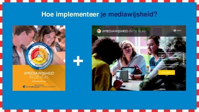 Hoe implementeer je mediawijsheid? +