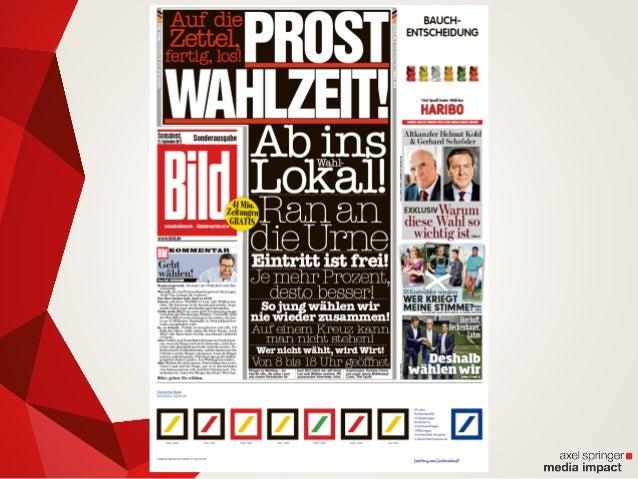 Axel Springer - NOAH15 Berlin
