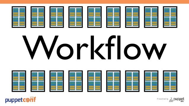 Workflow  Presented by