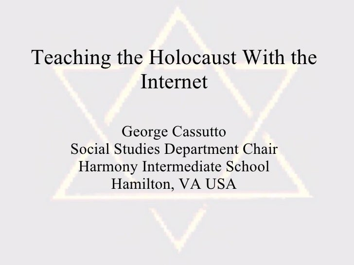 Richard A. Gair  Professor of Holocaust Studies   Valencia Community College           Orlando, Florida http://faculty.val...