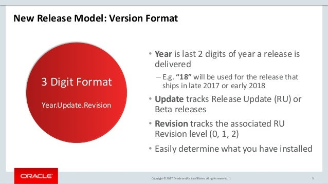 What's new in Oracle Database 18c