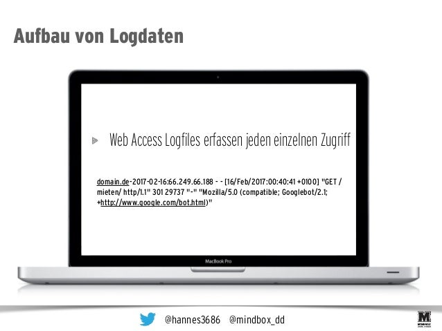 Workshop Logfile Analyse mit Splunk Slide 3