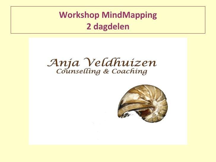 Workshop MindMapping 2 dagdelen