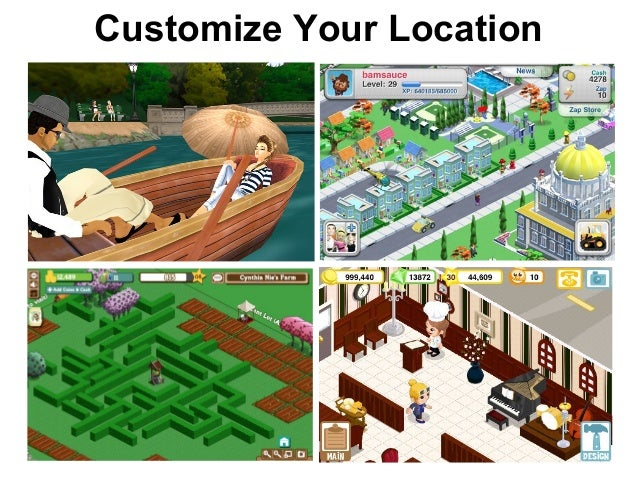 Customize Your Location