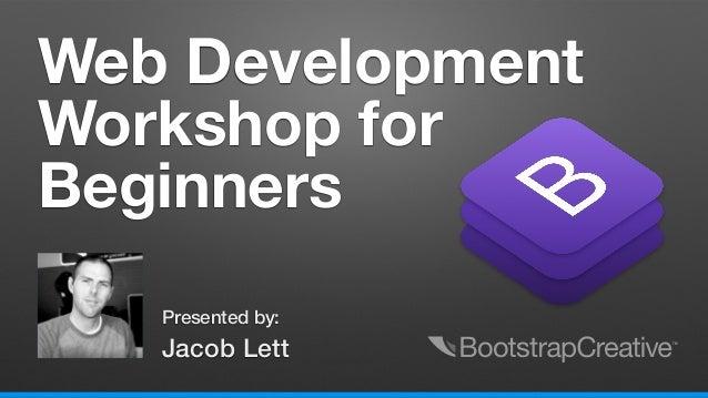 Web Development Tutorial Workshop For Beginners Learn Responsive We