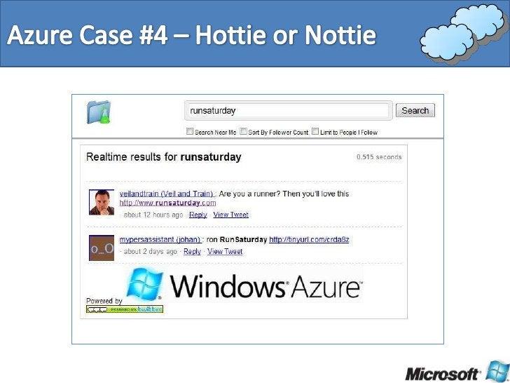 Azure Case #1 - Twtri<br />