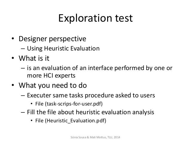evaluation of experience Evaluation is a systematic determination of a subject's merit, worth and significance (coi) issues, or experience interference or pressure to present findings that support a particular assessment general professional codes of conduct, as determined by the employing organization.