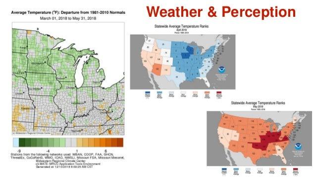 Weather & Perception