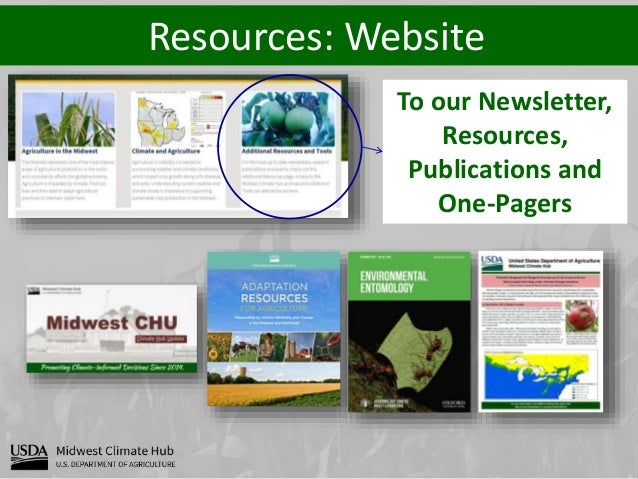 Resources: Website Extension Connections with weather/climate events