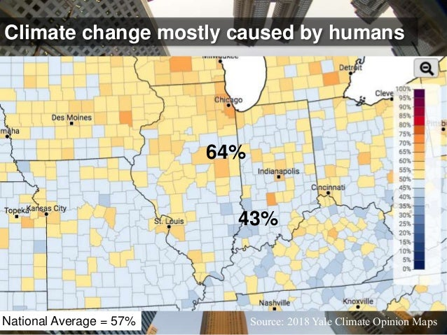 """Carbon dioxide emissions • 22% of U.S. energy-related CO2 emissions are from the Midwest • 4 Midwest states rank in """"top 1..."""