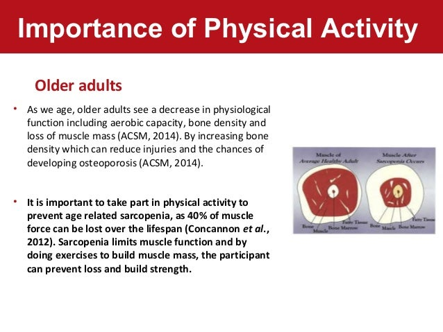 the importance of physical activity Regular physical activity is essential for children as they grow into their  and  general physical activity are hugely important for our children.