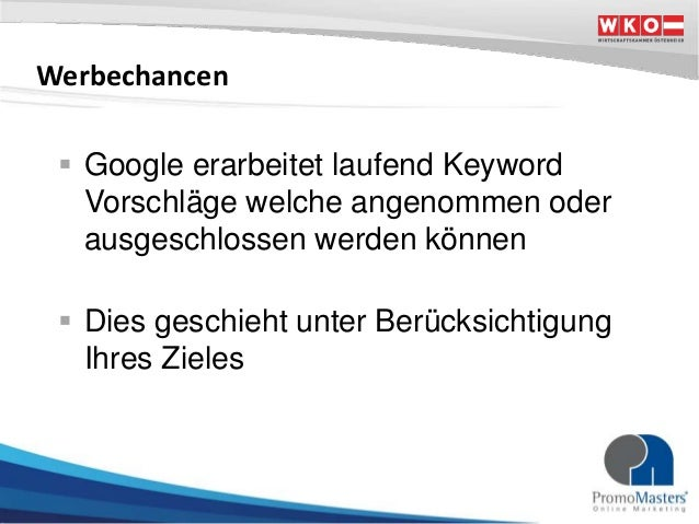 das 1x1 der werbeanzeigen mit google adwords. Black Bedroom Furniture Sets. Home Design Ideas