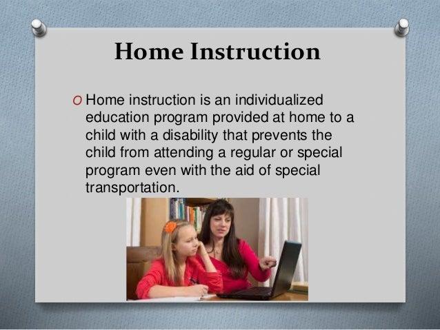 Workshop 2 Team E Understanding Special Education Continuum Of Servi