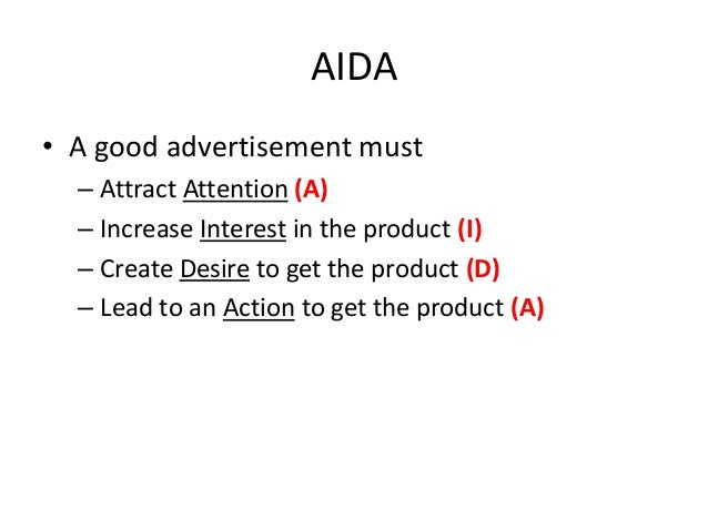 how to create a great ad