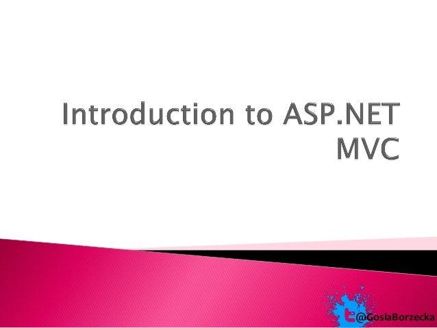 ASP NET MVC Workshop for Women in Technology