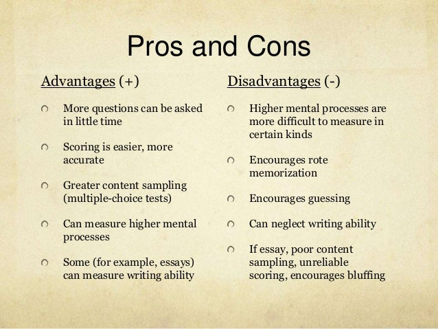 pros and cons of critical thinking essays Critical thinking is, at heart, questioning what you are told instead of taking it at face value it is evaluating information in a rational framework.