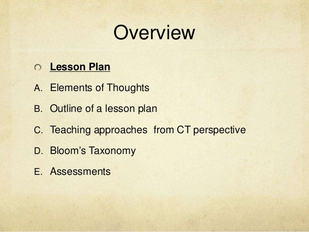 critical thinking elementary lesson plans Work on your logic skills and enhance your critical thinking skills critical thinking elementary email newsletter receive free lesson plans, printables.