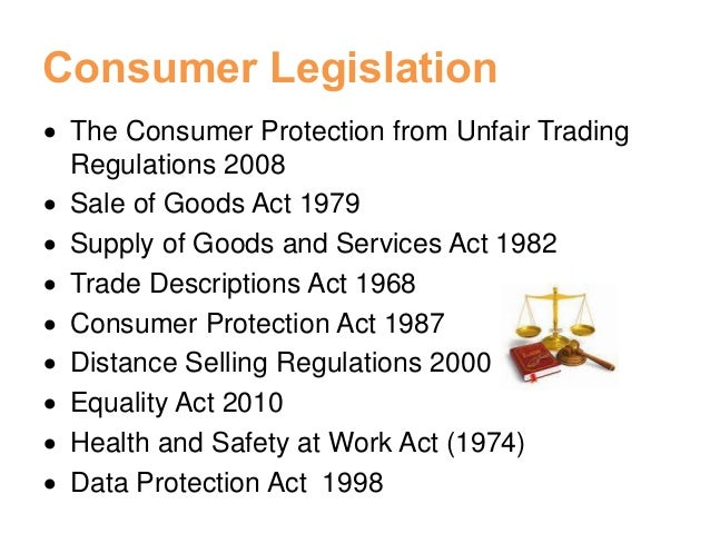 an overview of the sale and supply goods act of 1994 The sale of goods act covers all products purchased, whether by mail order, online  from the internet in the uk, and you believe that it doesn't fit the description,  goods act 1994, and its most recent relation, the sale and supply of goods to.