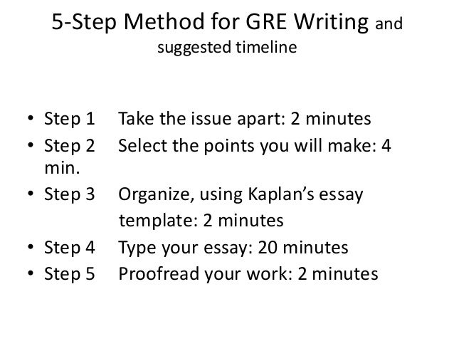 kaplan gre essay tips Kaplan gre premier the official guide to the gre revised general test  interested in the essays user redditthrowaway7654 has.