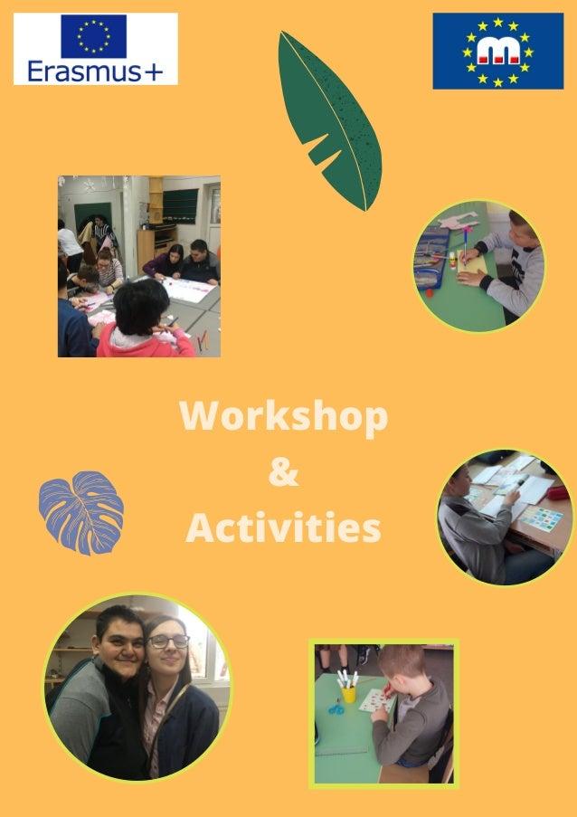 Workshop & Activities