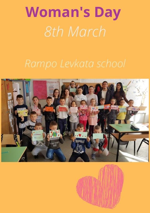 Workshop and activities