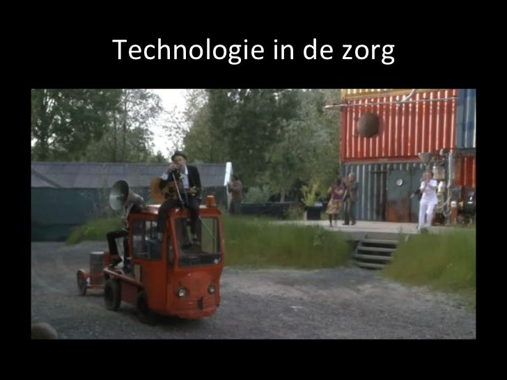 Technologie*in*de*zorg*
