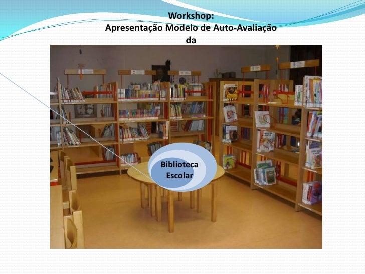 Workshop Apresentação MABE