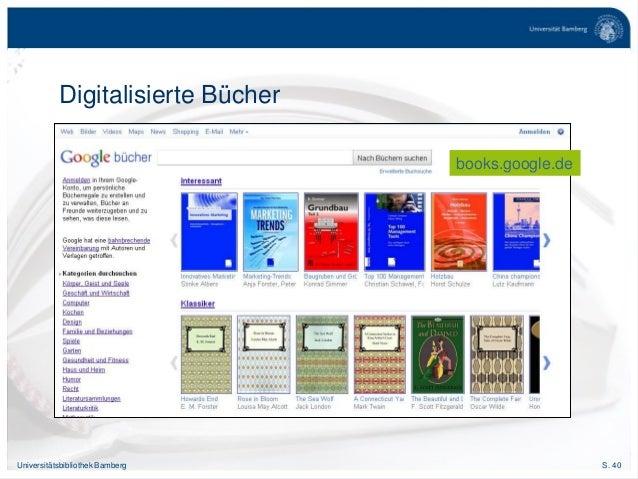 S. 40Universitätsbibliothek Bamberg Digitalisierte Bücher books.google.de