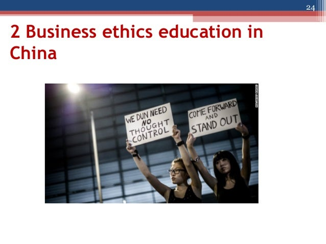 business ethics in china essay Search essay examples  get expert essay editing help  build your thesis statement  log in search  back search essay examples browse by category  a description of the concept of business ethics as a backbone to any business management 1,037 words 2 pages.