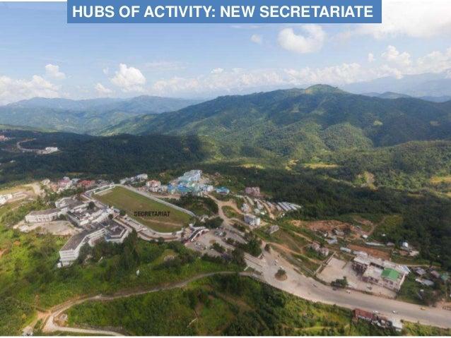HUBS OF ACTIVITY: NEW SECRETARIATE