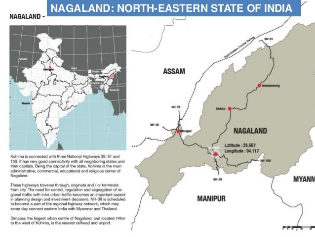 NAGALAND: NORTH-EASTERN STATE OF INDIA
