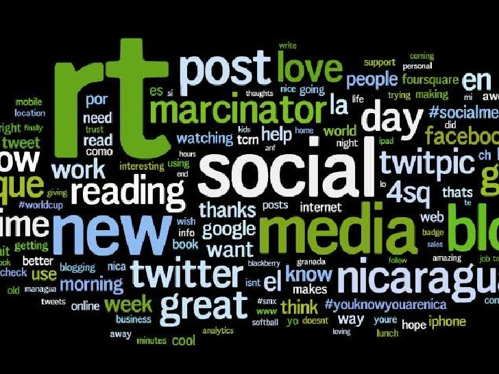 Qué es Social Media?     2   Marcella Chamorro