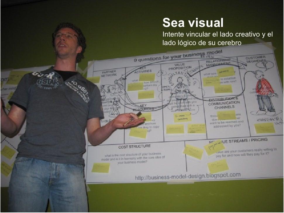 Pensamiento creativo Design Thinking Innovación en Modelos de Negocio