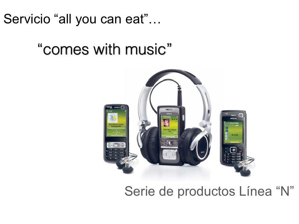 Pero claro, yo no estoy en  la industria de la música