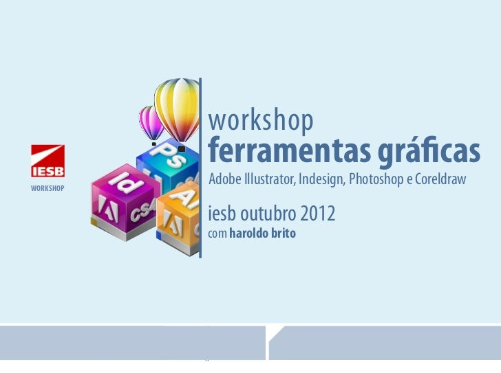 workshop                                              ferramentas gráficas         workshop                               ...