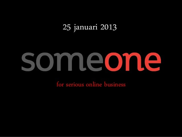 25 januari 2013                   interim | teams | recruitment             2for serious online business