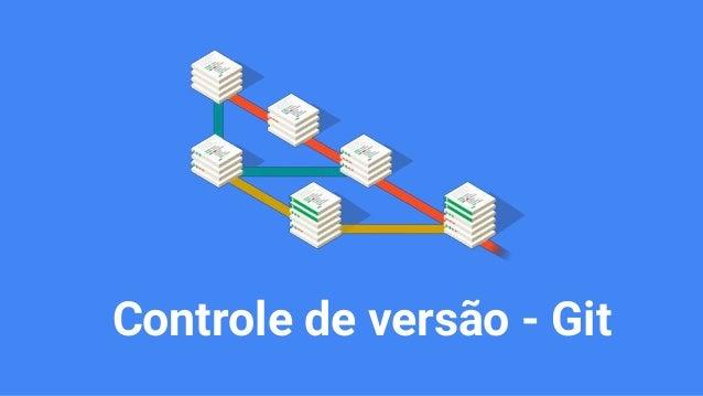 Controle de versão - Git
