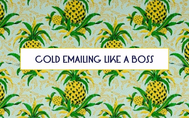 How to boost your sales with cold emailing Slide 3