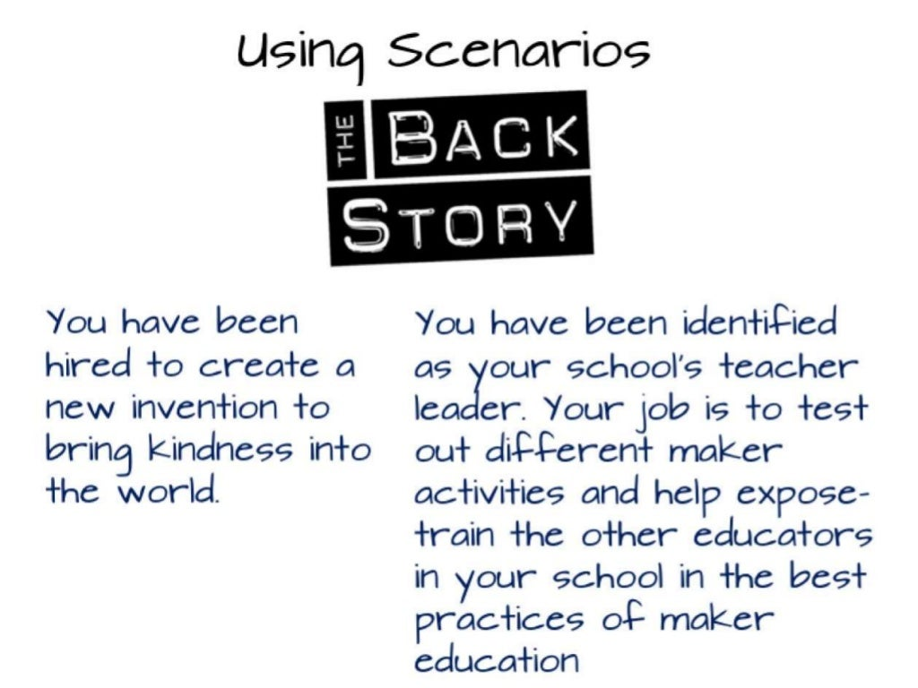 Using Scenarios You Have Been Series Circuit Thinglink
