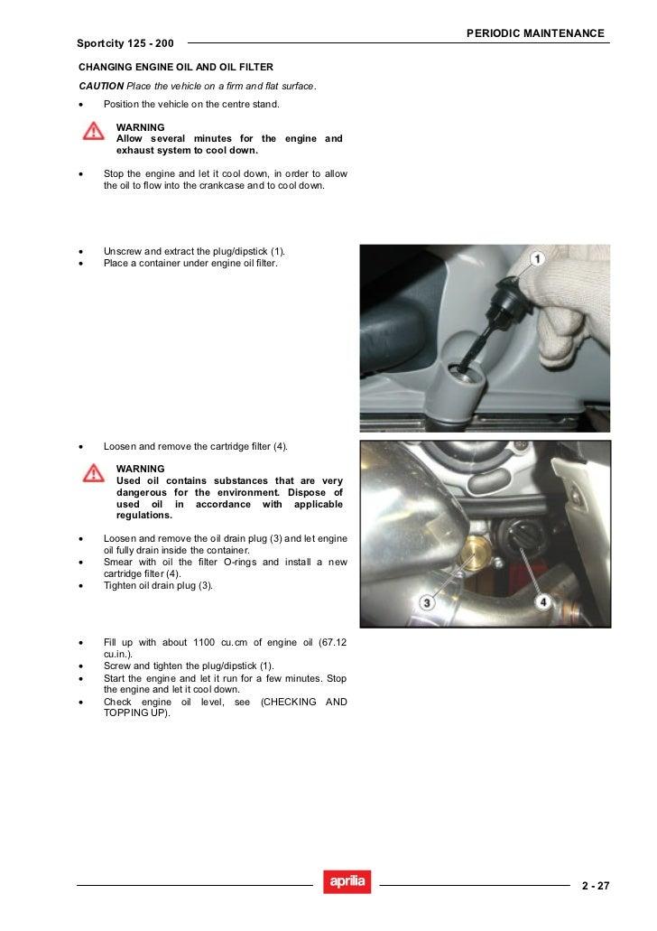 Aprilia Sportcity 50 4T One 2009 Horn Button Switch