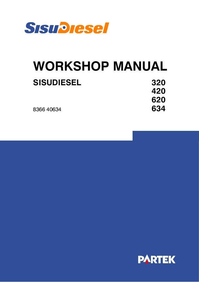 Array - workshop manual 320 420 620 634  rh   slideshare net